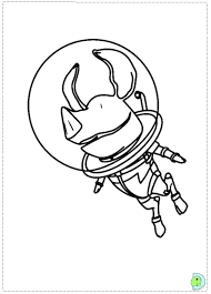 Olivia Coloring Pages 2538678