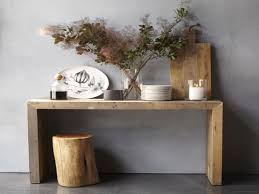 Living Room: Sofa Table Decor Elegant How To Decorate Your Console Table  Jennifer Cederstam -