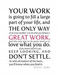 Quotes About Dream Jobs Best of Dream Job Chasing Life And Finding Dreams
