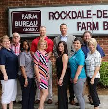 rockdale dekalb farm bureau hires new staff