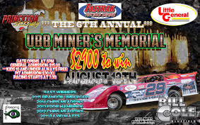 amra modifieds part of princeton s ubb miners memorial race wv princeton west virginia