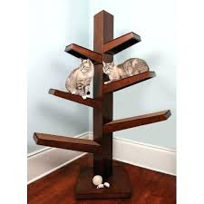 cool cat tree furniture. Fashionable Cat Furniture Tree Designer Contemporary Pet . Cool