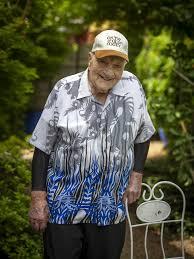 WWII vet Bernie Berman, 101, still celebrating independence