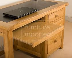 oak office table. Contemporary Office Lomo Oak Office Desk View Detailed Images 5  In Table
