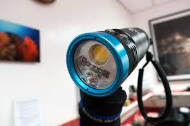 Hydro Light Flashlight Review Kraken Hydra 3500 Video Light Review Mozaik Uw