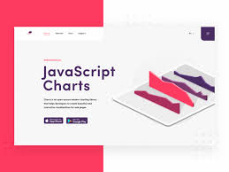 Java Script 3d Charts Mobile App Product Page By Taras