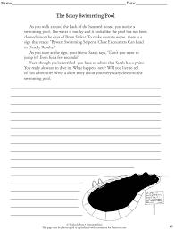 press haunted house descriptive and narrative writing  reviews