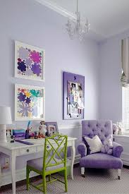 lavender wall paintOpen your doors and let those spring colors in A lovely shade of