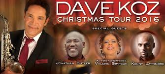 JAZZ ROOTS: Dave Koz Christmas Tour 2016 - Adrienne Arsht Center