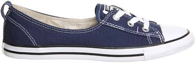 converse navy. converse women\u0027s chuck taylor all star ballet lace canvas navy