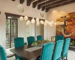 light kitchen table. trendy dining room photo in new york with white walls light kitchen table