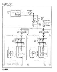 diy honda civic 92 95 edm heated seats diy retrofit install guide heated seat wiring diagram for a 92 95 civic excerpt from the helms service manual click image for a link to a pdf version of this document