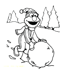 Winter Themed Coloring Pages Nip Laceaorg