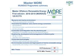 master in offshore renewable energy upv ehu university of basque co   17