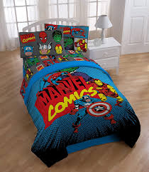 Amazon.com: Marvel Superheroes Microfiber 3 Piece Twin Sheet Set: Home &  Kitchen