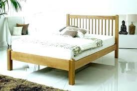 oak king size bed frames – royaltygroup.co
