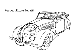 Super Car Ferrari Enzo Coloring Page Cool Printable Free For Pages