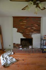 how to prep prime and paint a brick fireplace painting brick fireplaces painting brick and brick fireplace