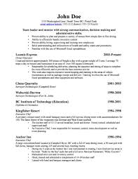 How Do I Format A Resume Beautiful Curriculum Vitae Cv To Your For