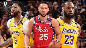 Los Angeles Lakers vs Philadelphia 76ers - Full Game Highlights | January  25, 2020