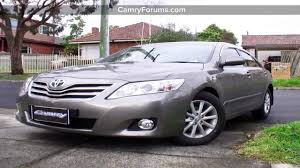 Toyota Camry 2007-2011 How to Remove Front Bumper - YouTube