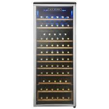 75 bottle wine chiller