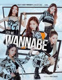 ITZY - Wannabe - PosterSpy