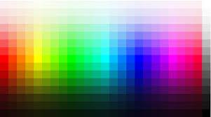 Html Color Codes Urimagination Inc