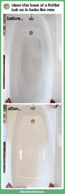 how to clean fiberglass bathtub removing bathtub caulk