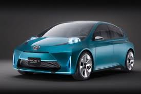 2012 Toyota Prius C - The latest from the rivals!! | Auto Types