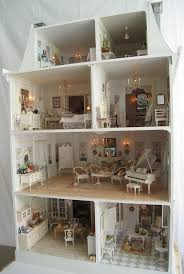 Best  Big Doll House Ideas On Pinterest - Dolls house interior