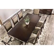 Стол restoration hardware nicholas marble 18 round side table new in box!!!!! Traditional Wood Dining Table In Brown St Nicholas I By Furniture Of America Cm3224t Table