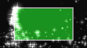 Green Screen Frame Effect Youtube