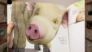 a reading of the three pigs by david wiesner
