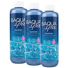 Baqua Spa Sanitizer 3 Pack