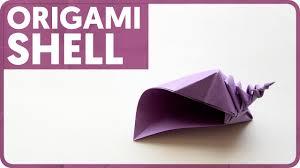 Origami Shell (Davor Vinko) - YouTube