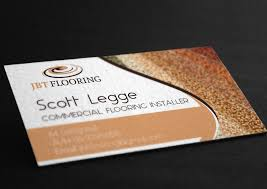 business card design for a company by coo