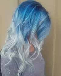 Pastel Light Blue Hair 30 Icy Light Blue Hair Color Ideas For Girls