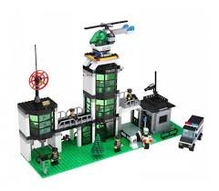 <b>Enlighten Brick</b> Полицейский участок (466 деталей) - Акушерство ...