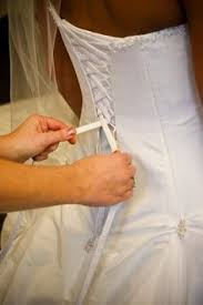 this site shows several types of bustles i think i can sew this Wedding Dress Zipper Extender how to put a corset back in a wedding dress Zipper Extender for Dresses