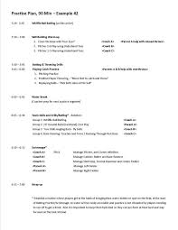 12 30 60 90 Day Action Plan Template Free Download