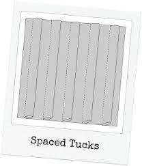 Spaced Tucks Online Fashion Design School Garment