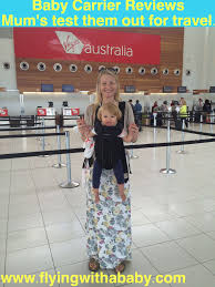 Reviews: Baby Carriers - Which Are The Best For Travel? | Babies