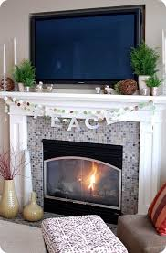 mantel with tv decorating ideas like the idea of putting a above my home decor fireplace tv m17 decorating