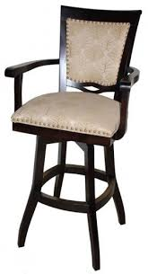 bar chairs with backs. Elegant Bar Stools With Backs Swivel Wood Arms Foter Chairs A