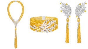 chanel jewelry. chanel\u0027s wheat-inspired high jewelry collection is a nod to coco\u0027s childhood | pret-a-reporter chanel