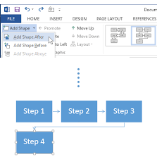 How To Make A Flowchart In Word Create Flow Charts In Word