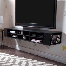 south s city life 66 wall mounted tv stand multiple finishes com