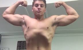 Of The Videos Bizarre Frat Boy ' Bodybuilding 'cannibal Youtube OIOtxdw