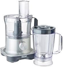 blender and food processor combo. DeLonghi 9-Cup Capacity Food Processor With Integrated Blender And Combo L